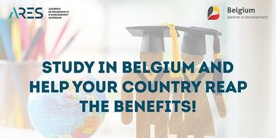 ARES Belgian Government Masters and Training Scholarships ...